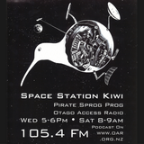 Space Station Kiwi - 29-04-2017 - Monsters - a chat with author and illustrator Richard Fairgray