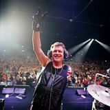 Rick Allen, drummer for Def Leppard, in studio!