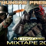 JIGGYHUNCKS - ONE SHOT ONE KILL DJ TROY DISS PT2  MIX 2017