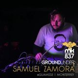 Ground Under: Episode 33 - Samuel Zamora