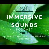 Aly Abji - Immersive Sounds Podcast Vol 3 (June 2017)