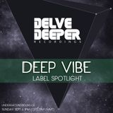 Deep Vibe Label Spotlight - Delve Deeper Recordings