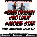 BASS ODYSSEY LS NO LIMIT LS MOVIE STAR IN MILK RIVER 27TH JAN 2017