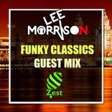 DJ Lee Morrison - Retro Zest Guest Mix