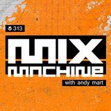 Mix Machine 313 (15 Mar 2017)