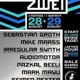SEIMEN DEXTER @ NIMM ZWEI | 29.08.15 | BALZ BAMBII FREIBURG