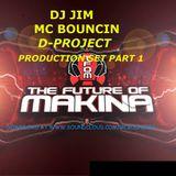 DJ JIM MC BOUNCIN D PROJECT PRODUCTION SET OCTOBER 2017