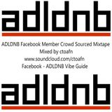 ADLDNB Crowd Sourced 'Vibes Mix' - Mixed by ctoafn - November 2017