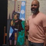 Episode 1634: The Creative Stickup w/Cbabi Bayoc, Artist
