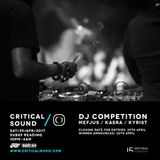 15 Years Of Critical Reading (Winning Mix) - New Bass Order DJ Comp 2017 : Archaea