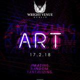 The Wright Venue Presents A.R.T - Promo Mix