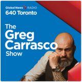 The Greg Carrasco Show – Saturday January 20th, 2018