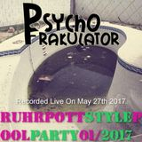 Ruhrpott Style Pool Party 01/2017