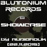 Blutonium Records Showcase (2004-2008) (22.11.2015)