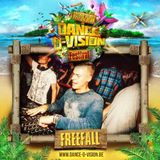 FREEFALL live at DANCE D-VISION festival 2015 - INSOMNIA NIGHTS stage - Daybreak Session