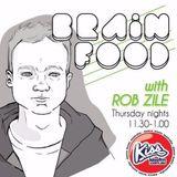 Brain Food with Rob Zile/KissFM/18-01-18/#2 TECHNO