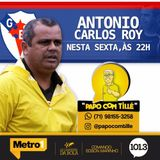Papo com Tillé | Antônio Carlos Roy