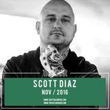 Scott Diaz on Trickstar Radio / 16 Nov 2016