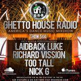 GHR - Ghetto House Radio - Laidback Luke - Show 544