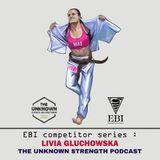 [EBI Competitor Series] Livia Gluchowska