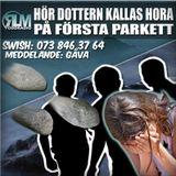 RLM - HÖR DOTTERN KALLAS HORA PÅ FÖRSTA PARKETT