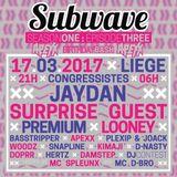Fiishy - Subwave S01E03 Apexx Bday Bash Entry