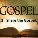 Share The Gospel 05 - 28 - 17