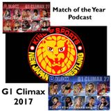 G1 Climax - SANADA vs. Michael Elgin