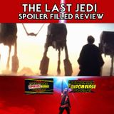 THE LAST JEDI MOVIE REVIEW SHOW