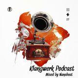 Klangwerk Radio Show - EP027 - Special Guest Nanobeat