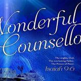 Wonderful Counselor - Audio