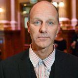 John Ajvide Lindqvist är dagens gäst