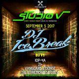 DJ Icebreak Studio V