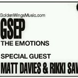 Matt Davies & Rikki Sawyer- Special Guest Mix for GSEP - The Emotions Show July 2014