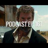 Ep. 167: Logan, tonterías del Oscar, Nintendo Switch, Metallica en México