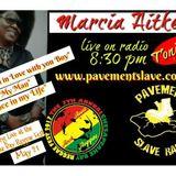 "Reggae Artist Marcia Aitken  ""I 'm  Still in love with you Boy"" Live Chat"