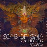 Δeltaплан @ Sons Of Gaia Festival 2017