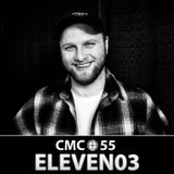 Patience and Persistence (feat. ELEVEN03) - CMC e55