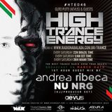 Guto Putti (Aevus) - presents High Trance Energy ep. 046 guest mix by Andrea Ribeca (NU NRG)