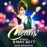DJ CREAM LIVE @ NARZ Bangkok - 08/05/17