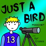 JUST A BIRD PODCAST APR MAY 2017