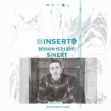 SINERT SET at INSERT 15 Enero 2017