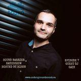 DJ Risen Presents - Sound Barrier Vol7 With Gaik