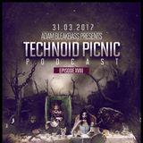 Adam BleakBass Presents : Technoid Picnic Podcast | Episode XVIII : Smole