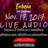DJ ZACK x DJ POLISH x NOAH POWA Exlcusive Fridays 11 - 17 - 17