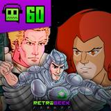 Retrogeek #60 - ThunderCats, SilverHawks e Galaxy Rangers