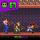 Retrogeek #67 - Contra, Gunstar Heroes e Metal Slug