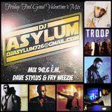 Friday Feel Good Valentine's Mix Ft. DJ Asylum