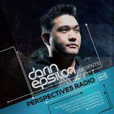 Perspectives Radio 107 - Darin Epsilon (Live in Slovakia) & guest Kastis Torrau