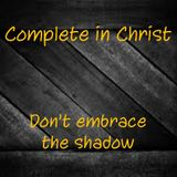Don't embrace the shadow - Audio